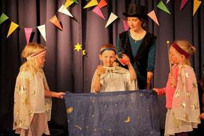 Sirkus i Kilden Teatersal