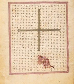 De laudibus sanctae crucis © BNF