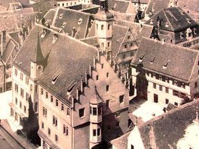 historische Bürgerhäuser