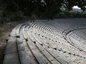 die von den Römern erweiterten, oberen Ränge