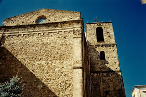 die Kirche Santa Lucia in Miglioni
