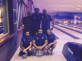 Striker's Deaf Team 1 und 2 von GSBV Halle/S. Abt. Freizeitsport