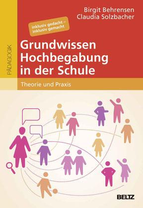Buchcover: Grundwissen Hochbegabung in der Schule
