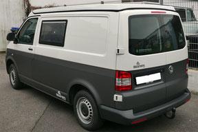Teilfolierung VW T5 Transporter