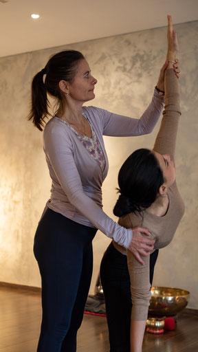 Yoga Privatlektion