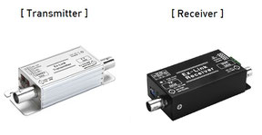SC-LHCP1001D HD-SDIワンケーブル(電源重畳)