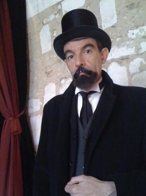 Fabrice Boulanger joue Satie