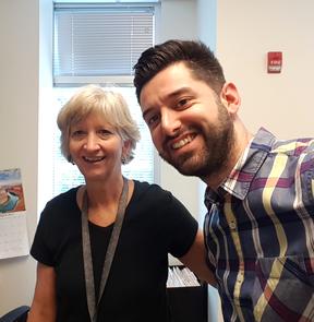 Dr. Heusel-Gillig leitet das Schwindelzentrum in der Emory Clinic. Sie gehört zu den erfahrensten Vestibular-Therapeuten der Welt!