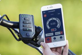 Zubehör für Elektro-Dreiräder testen und ausprobieren im Dreirad-Zentrum Düsseldorf