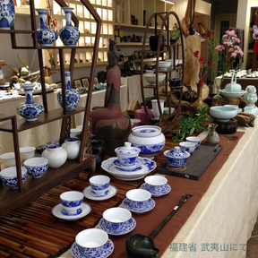 ANCOT 中国茶芸 紅茶教室・テーブルセッティング・アフタヌーンティー