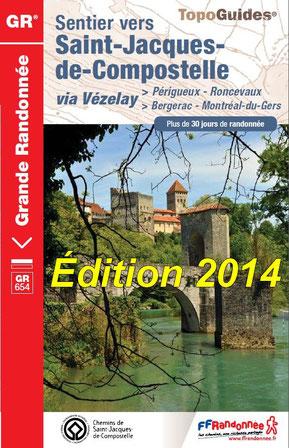 TopoGuide® réf. 6543, 1ère édition juin 2014