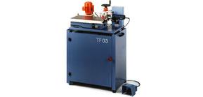 Maschine für professionelle Eckbearbeitung