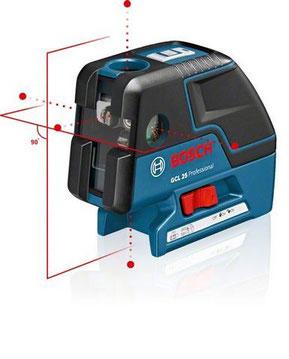 Bosch Kombi-Laser