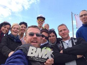 Danke an unsere BMX-Eltern