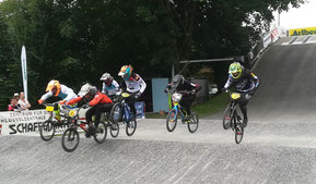 Spannende Races in Bludenz