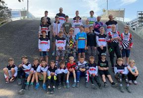 Teilnehmer BMX-VM 2020