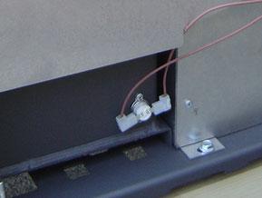 ET3001の42℃温度センサー