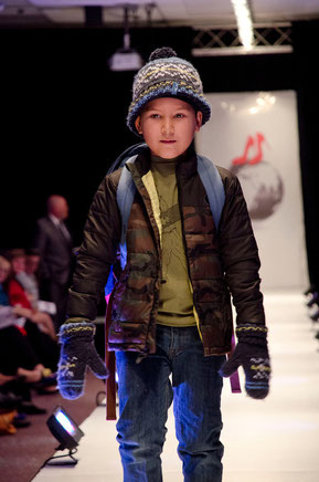 Rehoboth, Del Tech fashion show, Saturday before the Season, kids fashion, kids runway