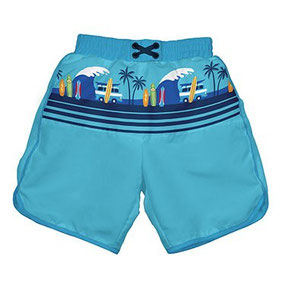 swim diaper, built in, iplay, surf trunks, board shorts, sun protection, UPF 50, rehoboth, rehobeth, woody, surfboards, baby bathing suits, toddler bathing suit, kids, rehobeth