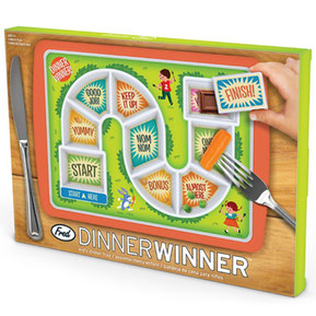 Fred and friends, Rehoboth, home, gifts, toys, dinner winner, fred, picky eater, toddler