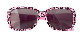 Ginger Teeny Tiny Optics cheetah sunglasses
