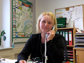 Simone Lehmann (Pflegedienstleiterin)