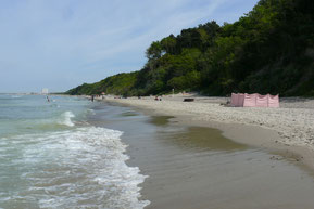 Der Strand bei Stolteraa