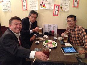 長崎の新鮮な魚をたべらせてくれる居酒屋