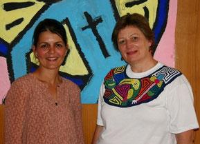 5d: Frau Schäfer (D, Nawi, BK) + Frau Trommer-Klimpke (Ma, E, Ch)