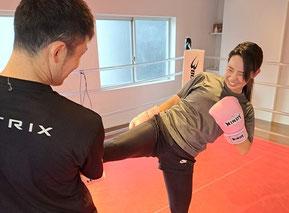 ボクシング楽しい