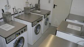 Bild: Münzwaschmaschinen in der Residenz Meeresbrandung