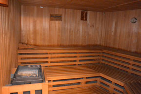 Bild: Sauna in der Residenz Meeresbrandung