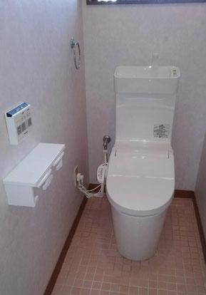 トイレ交換 アラウーノV