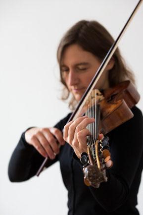 Mechthild Karkow Barockvioline Emden Oldenbug Konzert