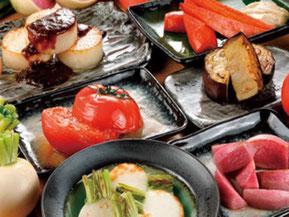 畑人 焼野菜 赤坂バル横丁店