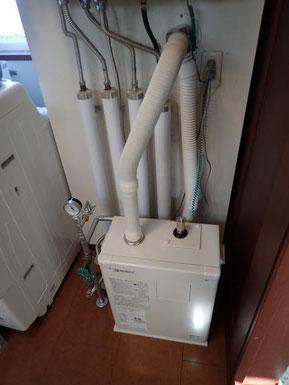 ノーリツ暖房ボイラー OH-G1202FF