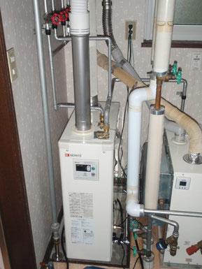 石油給湯機器 OQB-4704FF
