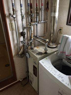 コロナ石油給湯機器 UIB-3030CX