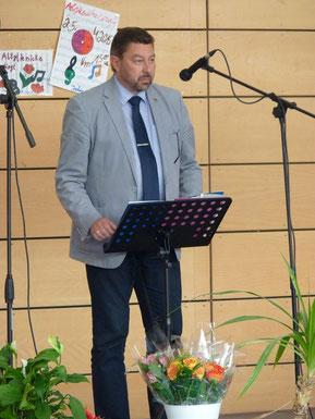 Bezirkstadtrat Treptow Köpenick Herr Michael Vogel