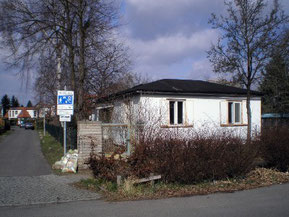 Das Gärtnerhaus in der Salierstraße 2010