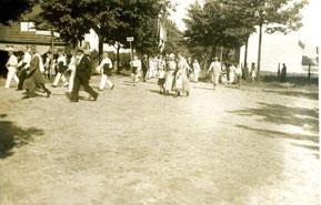 Cimbernstraße Ecke Nomannenstraße 1933
