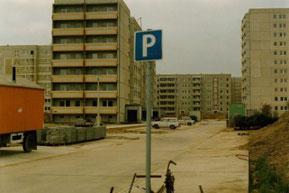 Entstehung der Wohnhäuser an der Ortolfstraße