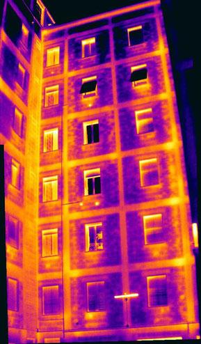 termografia, termografia impianti, ricerca perdite, tracciatura impianti, verifica perdite acqua, localizzatore perdite,