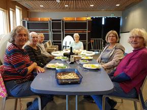 Atelier cuisine du 11-10-2018