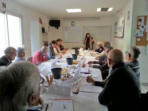 Atelier d'oenologie du 03 mars 2016