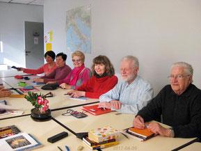 Atelier espagnol le 06-04-2017
