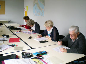 Atelier mémoire Royan le 10-02-2017