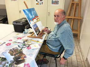 Atelier peinture artistique 10-11-2016