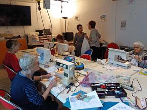 Atelier couture le 15-11-18