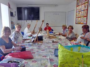 Peinture artistique 27-9-18